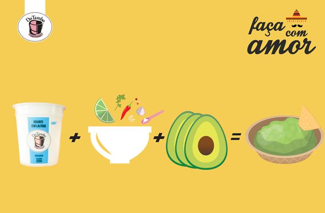 Aprenda a fazer uma opção de molho super saboroso e saudável para adicionar ao prato que quiser!