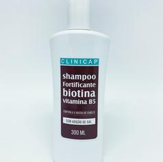 Shampoo Fortificante Biotina