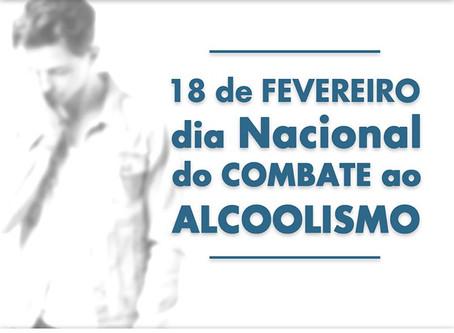 Dia Nacional do combate ao Alcoolismo