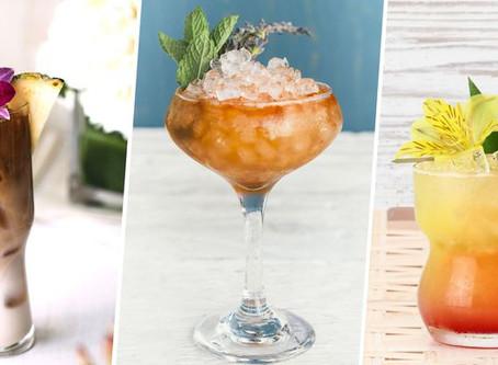Short Drink / Long Drink / Frozen Drink / Hot Drink