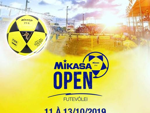 Mikasa Open de Futevôlei