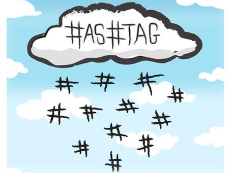 # Hashtag pra quê?