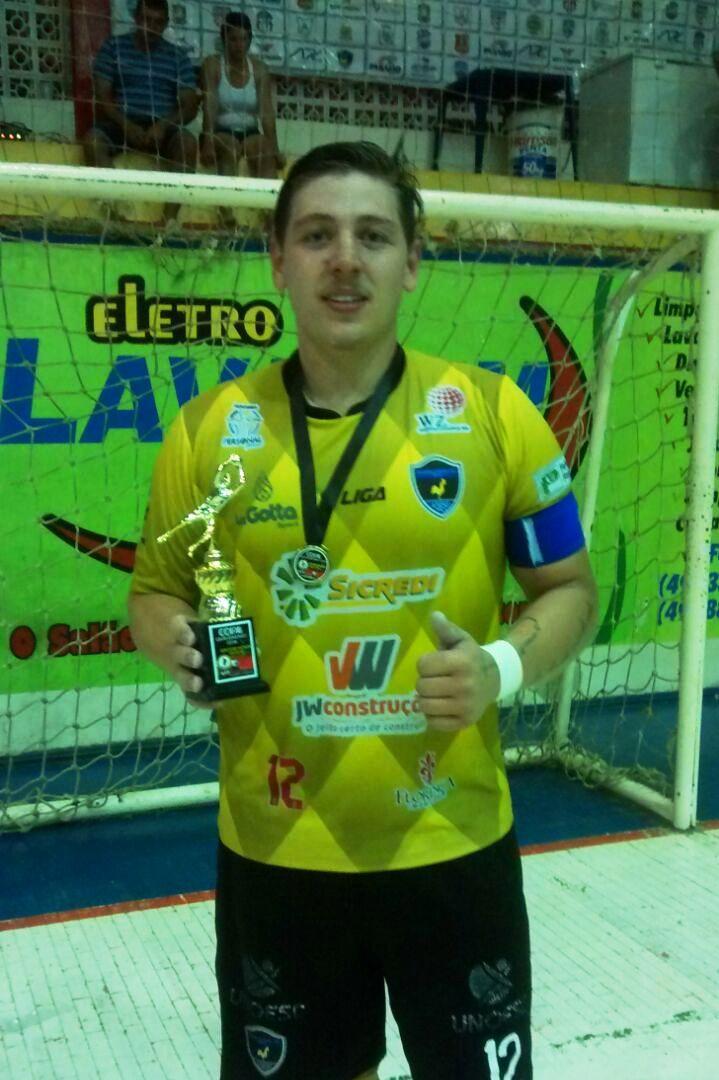 Serjão Goleiro - MZM Sports
