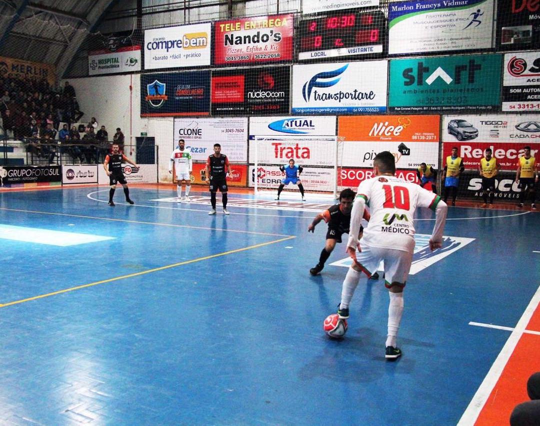 Gregory Costa Futsal