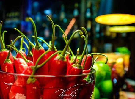 Aprenda como utilizar a pimenta em drinks e caipirinhas?