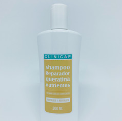 Shampoo Danificado Queratina