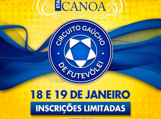 1ª etapa de 2020 será em Capão da Canoa