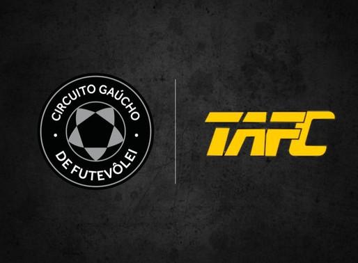 TAFC e CGFTV firmam parceria