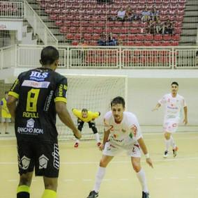 Rômulo - Jaraguá Futsal