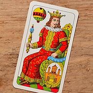 Rei no cartão.webp