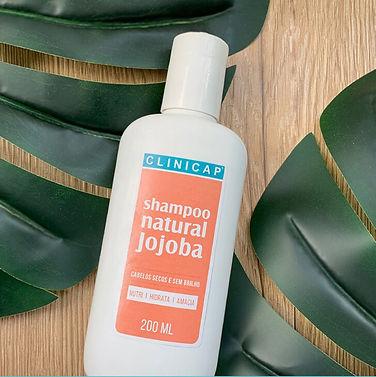 Shampoo Natural de Jojoba Clinicap®