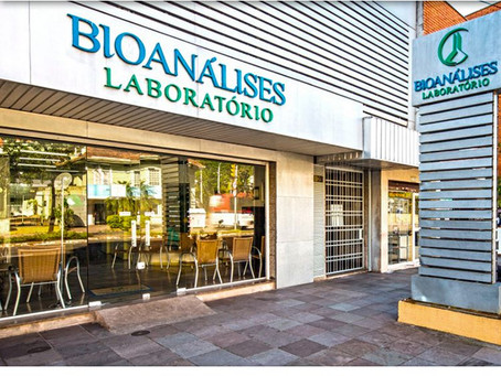 Laboratório Bioanálises - Mais de 40 anos no mercado