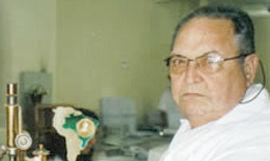 Professor Antonio José Marques D'Almeida