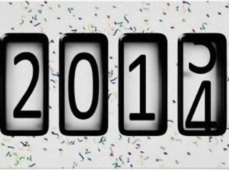 O ano de 2013