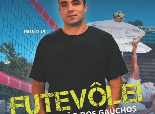 O sucesso do futevôlei na capital sem praia