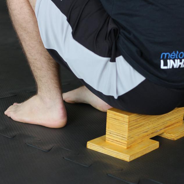 exercício monge