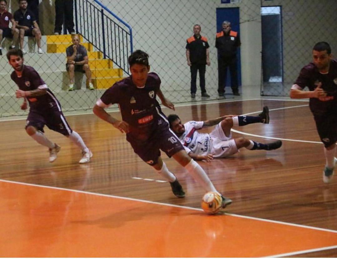 Tauan - Pivô - MZM Sports