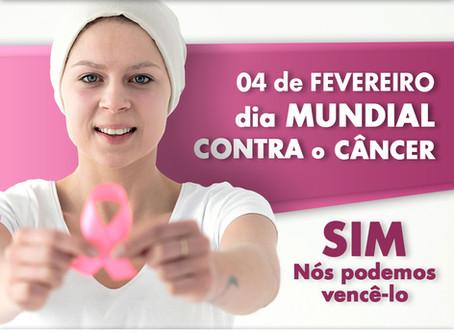 Dia Mundial contra o Câncer