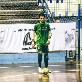Giovanni Esteves Danti - Goleiro - MZM Profissional