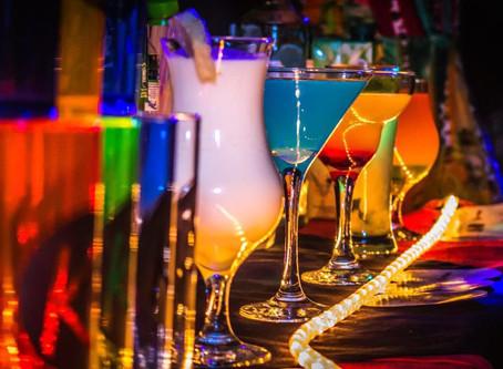 Bar de Drinks e Bar de Caipirinhas | A nova tendência nas festas de Casamento e Aniversários