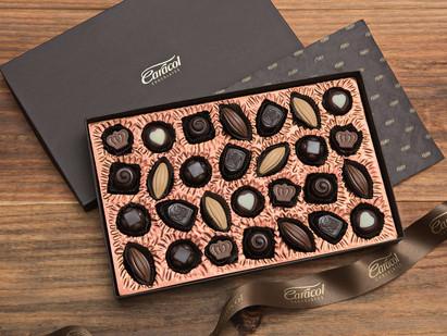 O Mês das Mães está sendo especial na Caracol Chocolates