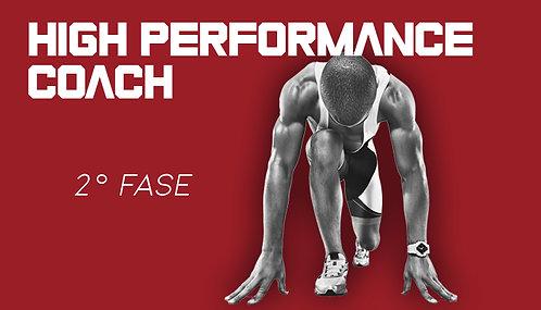 High Performance Coach - Fase 2