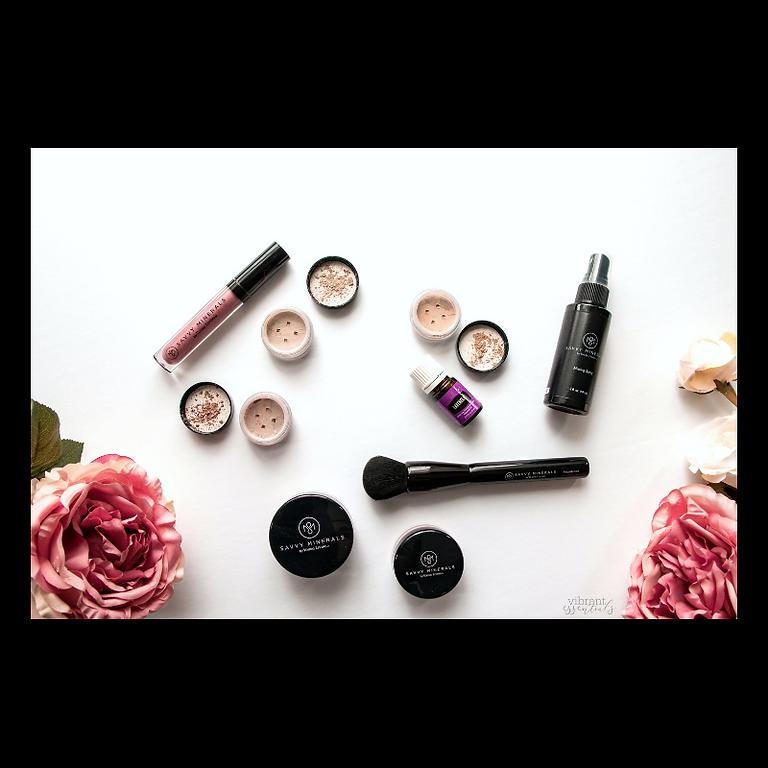 Skin Care & Savvy Minerals Makeup Class