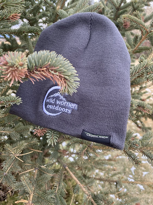 Wild Women Outdoors Limited Edition Beanie
