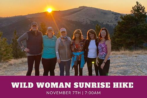 Sunrise Hike- Helena
