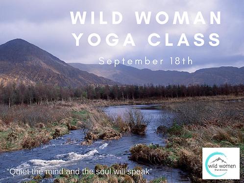 Wild Women Yoga Evening- Helena