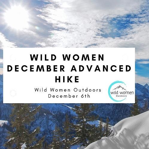 December Advanced Hike- Colorado