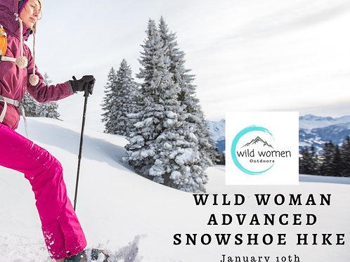 January - Advanced Snowshoe Hike - Colorado