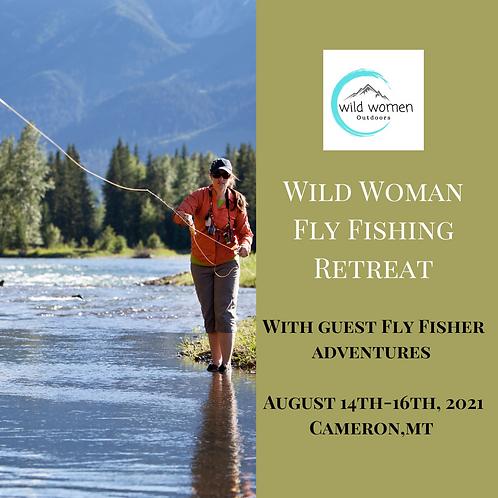 Wild Woman Fly Fishing Retreat