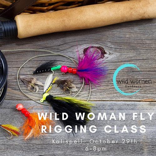 Fly Rigging Class- Kalispell, MT
