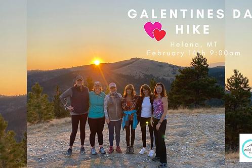 Galentines Day Hike- Helena