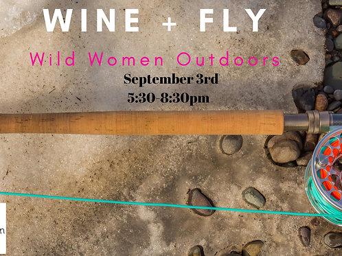 Members $65 Wine and Fly Night - Colorado