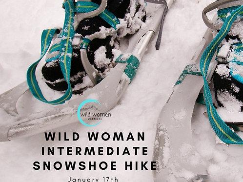 January - Intermediate Snowshoe Hike - Colorado
