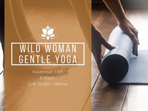 Wild Women Yoga- Helena