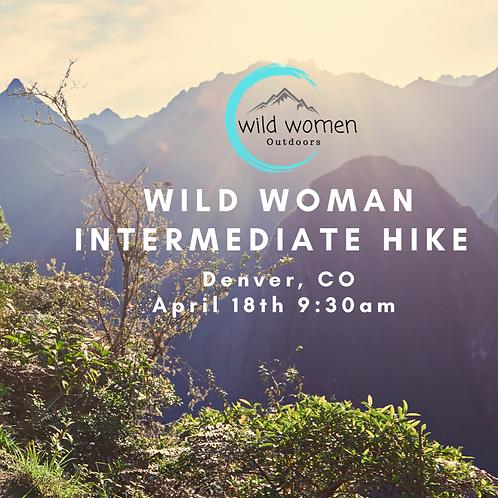 April Intermediate Hike- CO