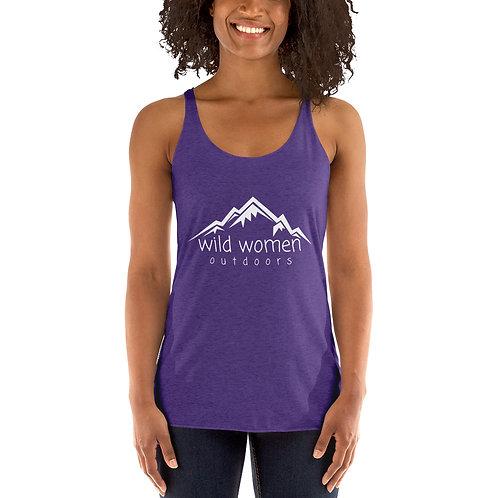 Wild Women Outdoors Racerback Tank