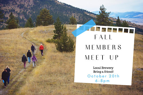 Kalispell Members Meet Up