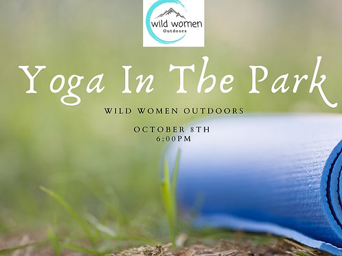 October Yoga In The Park- Colorado