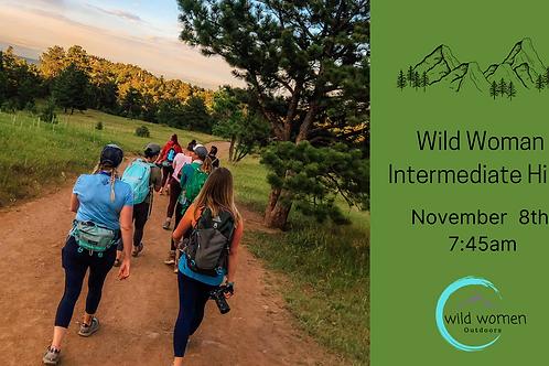 November Intermediate Hike- Colorado