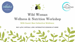 Wellness and Nutrition Workshop- May .pn