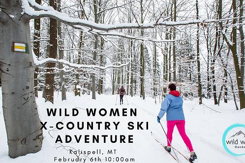 X-country Ski Adventure- Kalispell