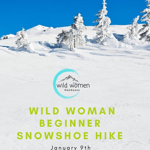 January - Beginner Snowshoe Hike - Colorado