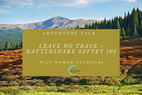 Colorado Adventure Talk