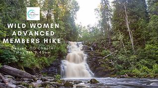 WIld Women Advanced Members Hike- Denver