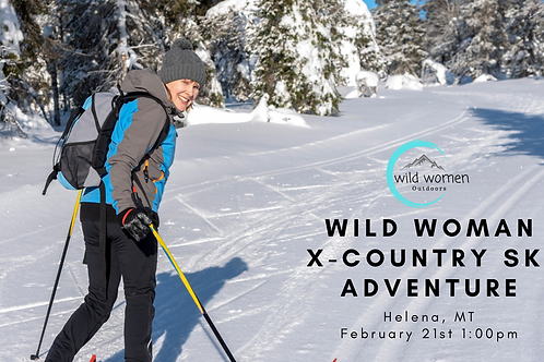X-Country Ski Adventure- Helena