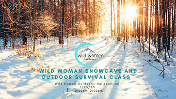Kalispell Snowcave and Outdoor Survival